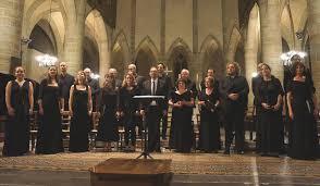 choeur de chambre demain dimanche à 17h concert avec le chœur de chambre de lourdes