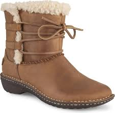 ugg australia womens caspia ankle boots with leather wrap ties ugg australia s rianne free shipping free returns ugg