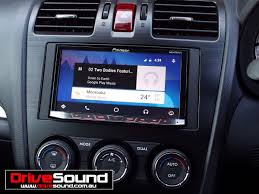 nissan leaf android auto toyota corolla with android auto installed by drivesound