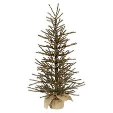 pre lit tabletop trees shop vickerman ft pine artificial