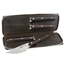 the gentlemen u0027s steak knife set