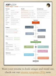 Stand Out Resume Examples by 50 Resume Samples