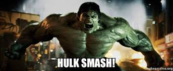 Hulk Smash Meme - hulk smash make a meme