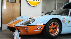 gulf gt40 a superformance gt40 is the gt40 you want to hoon