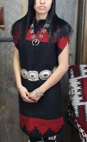navajo handwoven rug dress r15372 931695