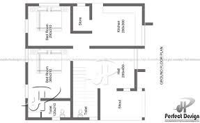 home design for 700 sq ft 2 bhk single floor contemporary style home design at 700 sq ft