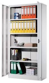 armoires bureau quipo armoire universelle h x l x p 1950 x 915 x 421 mm gris clair