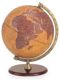 Wooden Table Top Png Gea Table Top World Globe Authentic Italian Zoffoli Globe