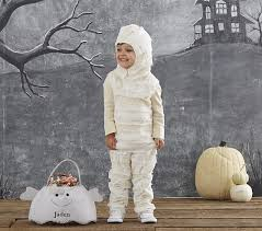 mummy costume toddler mummy costume pottery barn kids