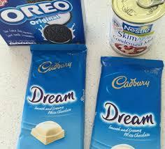 where can i buy white fudge oreos white chocolate and oreo fudge create bake make