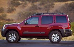 red nissan 2008 2008 nissan xterra information and photos zombiedrive