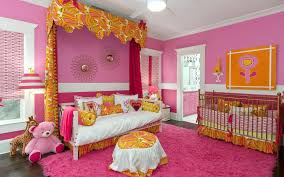 Pink Baby Bedroom Ideas Home Decor Lovely Houses Interior Design Living Room And Bedroom