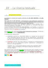 dispense informatica riassunto dispense informatica giuridica prof gometz docsity