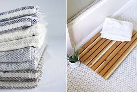 Towel Bath Mat 24 Easy And Inexpensive Ways To Upgrade Your Bathroom The Mash