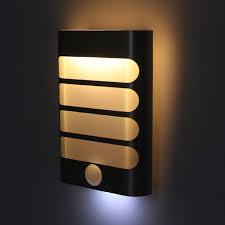 battery operated porch lights aliexpress com buy led night light wireless infrared motion sensor