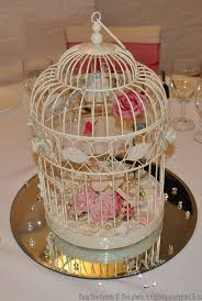 Decorative Bird Cages For Centerpieces by 10 Best Christening Centrepieces Images On Pinterest Christening