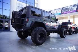 anvil jeep sahara 2017 sema r1 concepts anvil jeep jk wrangler unlimited