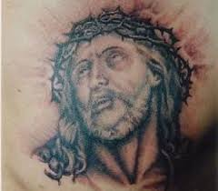 jesus tattoos for men laura williams