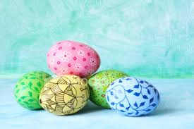 Easter Egg Decorations Uk by Creative Ideas For Using Eggs In Decoration Creativeideas Org Uk