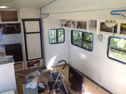 renovating our 5th wheel camper a diy follow the high line home