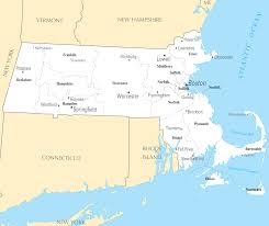 Town Map Of Massachusetts by Map Of Italy With Cities And Towns Chainimage