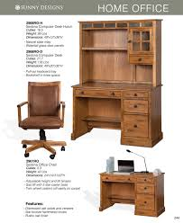 Office Furniture Desk Hutch by Prices U2022 Sunny Designs Sedona Office Furniture U2022 Al U0027s Woodcraft