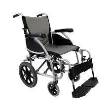 Airgo Comfort Plus Transport Chair S 115 Tp Ergonomic Transport Wheelchair