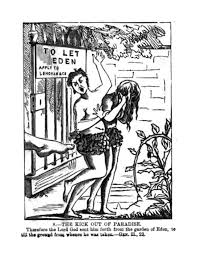 comic bible sketches