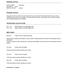 Free Resume Template Australia by Free Resume Templates Academic Cv Template Format Australia With