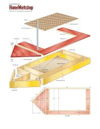 build a sailboat sandbox do it yourself pinterest sandbox