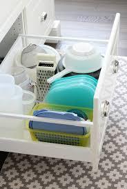better organized kitchen with the home decluttering diet satori