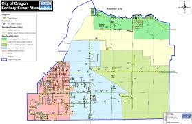 the sewer system and your home city of oregon ohio