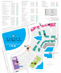 The Avenues Mall Map Directory Map Shop Legacy Place