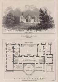 Salisbury Cathedral Floor Plan Antique Prints After John Britton