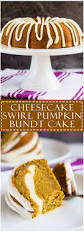 Halloween Bundt Cake Cheesecake Swirl Pumpkin Bundt Cake Marsha U0027s Baking Addiction