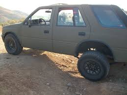isuzu rodeo questions a 1995 isuzu rodeo starting issues cargurus