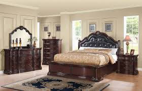 Bedroom Furniture Headboards by Acme Veradisia 4 Piece Storage Bed W Button Tufted Headboard In