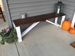 How To Build A Farmhouse Bench Blog U2014 Philip Miller Furniture