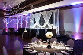 Wedding Backdrop Accessories Wedding Accessories Archives Secrets Floral Collection