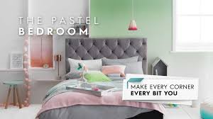 how to pastel bedroom youtube