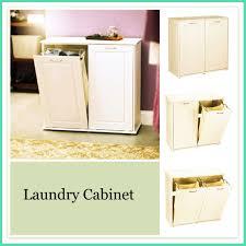 Laundry Hamper Tilt Out by Bathroom Vanity With Hamper