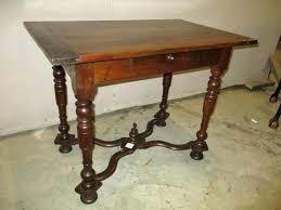 antique spindle leg side table antique side table with spindle legs side table round turned quarter
