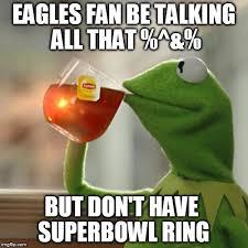 Funny Philadelphia Eagles Memes - eagles super bowl rings memes best eagle 2017