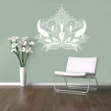 wall decal unique decoration with paisley wall decals paisley car