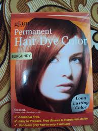 Color Eazy Hair Dye Review Judy U0027s Little Obsessions Review Glamworks Permanent Hair