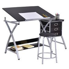 Table Top Drafting Board Tiltable Drawing Board Table Art Drafting Craft Study Desk