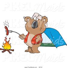 canap kaola clipart of a koala roasting a a c by