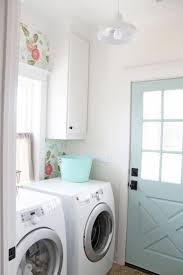 Laundry Room Decorating Ideas Pinterest by Colorful Laundry Rooms 10 Chic Laundry Room Decorating Ideas Hgtv