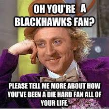 Blackhawks Meme - blackhawks meme quickmeme