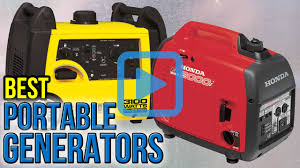 top 10 portable generators of 2017 video review
